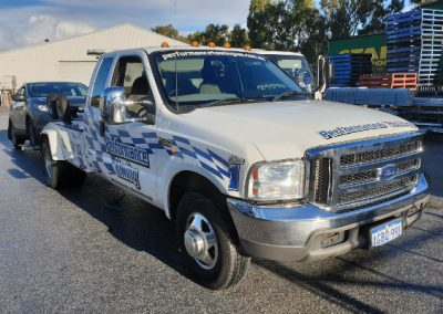 Towing in Perth Region