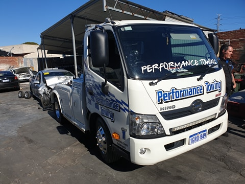 Why choose Performance Towing?