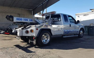 Professional towing: The advantages you need to know