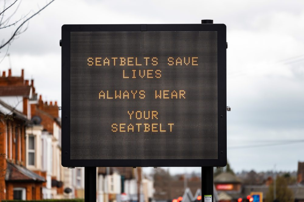 prevent road accidents