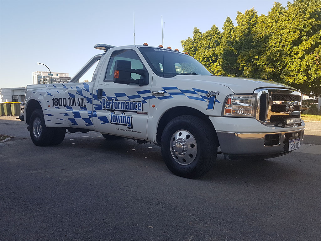 Insurance Towing in Perth