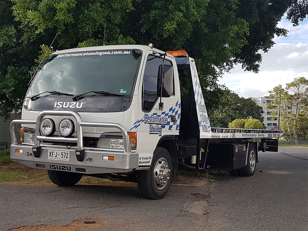 Tow Truck in Perth