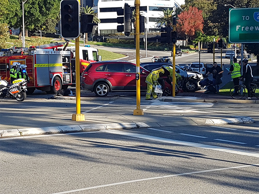 Perth Accident Towing