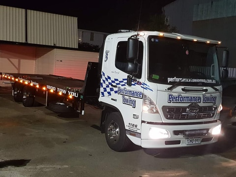 perth insurance towing