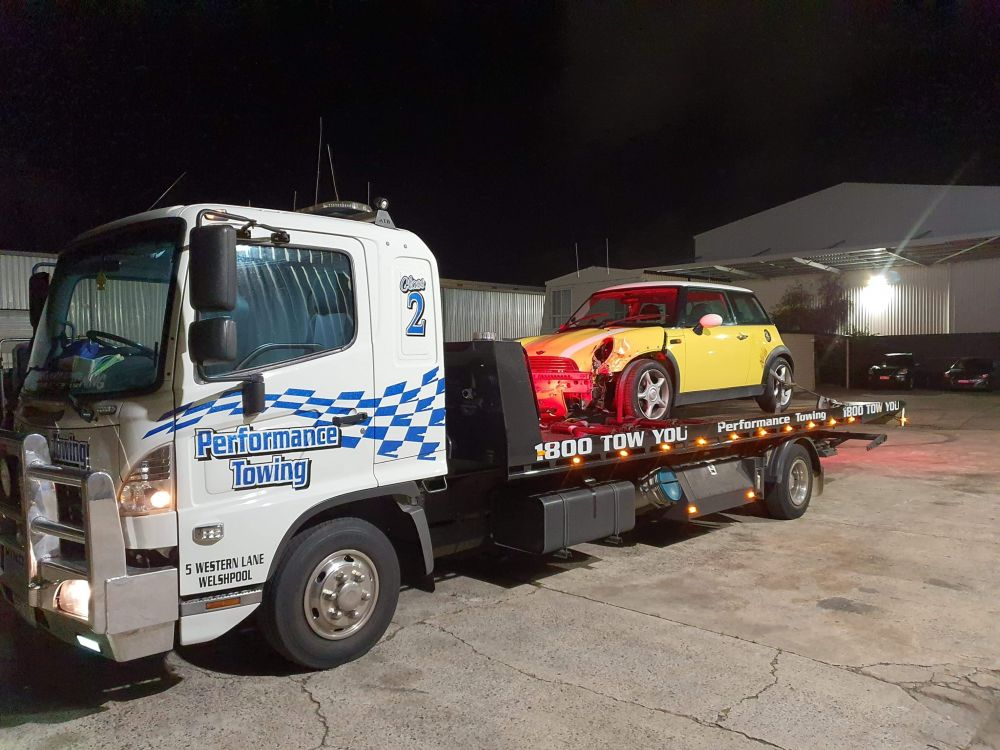 towing company perth